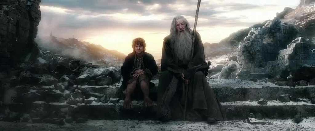 Bilbo Baggins and Gandalf: The Ultimate Adventurers | The Hiking Society