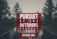 pursuit of the outdoors podcast